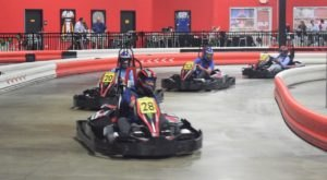 Test Your Need For Speed At The Autobahn Indoor Speedway, A Go-Kart Track For Virginia Thrill Seekers