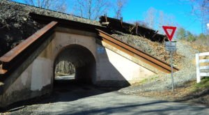 One Of The Most Haunted Bridges In Virginia, Bunny Man Bridge Has Been Around Since 1906