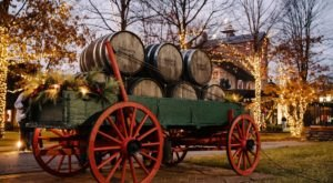 Maker's Mark Will Decorate One Small Town For Christmas And You Can Nominate Your Kentucky Favorite