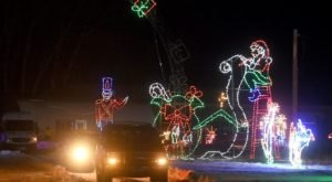 ZooMontana's Beloved ZooLights Will Be Returning To Montana