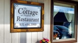 Experience A Bit Of The English Countryside When You Dine At The Cottage, A Family Restaurant In Tennessee