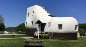 Haines Shoe House Is One Of The Strangest Places You Can Go In Pennsylvania