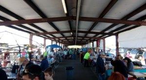 Shop 'Til You Drop At The Flea Market At Menge, The Largest Flea Market On Mississippi's Gulf Coast