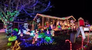 The City-Wide Tour de Lights In South Dakota Is Sure To Make Spirits Bright This Holiday Season