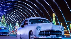 Colorado's Enchanting 1 Million Light Christmas in Color Holiday Drive-Thru Is Sure To Delight