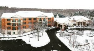 Hide Away At Glade Springs Resort This Winter For A Cozy, Convenient West Virginia Adventure