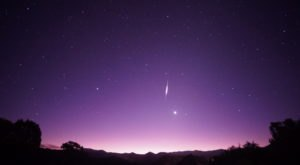 The Illinois Sky Will Light Up With Four Meteor Showers This November