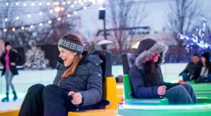 Bumper Cars On Ice Is Coming To Illinois And It Looks Like Loads Of Fun