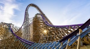 The World's Fastest & Steepest Hybrid Rollercoaster Is Opening In Florida