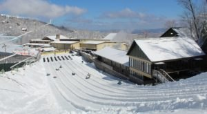 Tackle A Massive Snow Tubing Hill At Ober Gatlinburg In Tennessee This Year