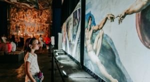 Visit The Sistine Chapel Without Ever Leaving Minnesota At A New Exhibit At The Mall Of America
