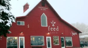 Feed Cafe In Montana Serves The Best Farm-To-Barn Cuisine