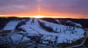 Tackle A 1,000-Foot Snow Tubing Hill At Hidden Valley Resort In Missouri This Year