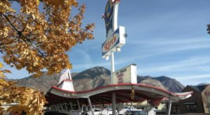 Kirt's Family Drive-In Is A Tiny, Old-School Drive-In That Might Be One Of The Best Kept Secrets In Utah