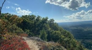 You May Have A Mountain To Yourself On The Lightly Trafficked Kay Bee Trail In Massachusetts