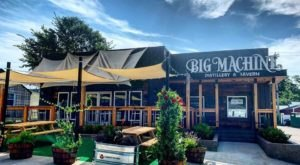 Enjoy The Cooler Fall Weather In Nashville At One Of These 7 Lunch Patios Around The City