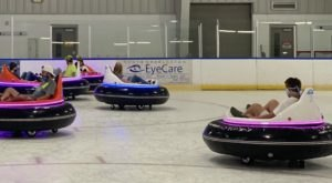 Bumper Cars On Ice Is Coming To West Virginia And It Looks Like Loads Of Fun