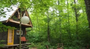 Enjoy The Great Outdoors Of Tennessee Without Giving Up Your Comfort At These Luxurious Glamping Spots