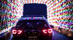 Magic Of Lights' Beloved Holiday Drive Thru Will Be Returning To The Cleveland Area
