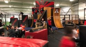 Massachusetts' First Indoor Nerf Gun Arena Is Just As Much Fun As It Sounds