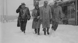 The Record-Shattering Thanksgiving Blizzard Of 1950 Lives On In West Virginian Lore And Memory