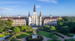 Jackson Square Is A Fascinating Spot in New Orleans That's Straight Out Of A Fairy Tale