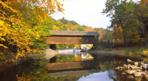 One of the Most Haunted Bridges in Massachusetts Has Been Around Since 1972