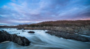 Great Falls Park Is A Fascinating Spot in Virginia That's Straight Out Of A Fairy Tale
