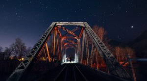 One of the Most Haunted Bridges in Iowa Has Been Around Since the 1800s