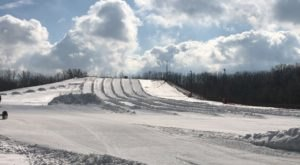 Tackle A 700-Foot-Long Tubing Hill At Koteewi Run In Indiana This Year