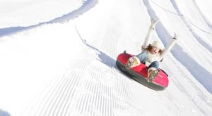 Tackle A 5-Acre Snow Tubing Hill At Mountain Creek In New Jersey This Year