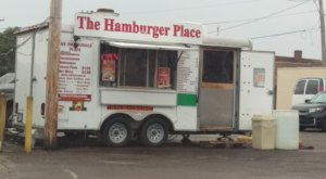 Catch The Hamburger Place On Your Next Drive Out To Western Kansas
