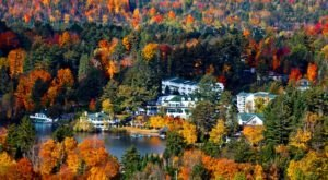 This Lake Placid Resort Might Be The Dreamiest Vacation Spot In New York
