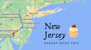 Enjoy A Delicious Bakery Road Trip And Discover Local Favorites In New Jersey