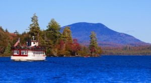 How To Enjoy An Adventurous Weekend At New York's Raquette Lake