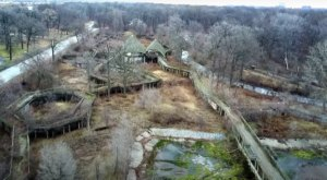 This Eerie And Fantastic Footage Takes You Inside Michigan's Abandoned Zoo