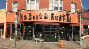 Wyomng Is Home To The Largest Crafter's Co-Op In The Country, The Bent And Rusty