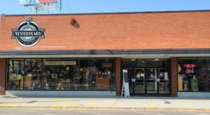 Shop For Timeless Treasures And Relics From The Past At YesterYears Antique Mall In Montana