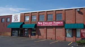 Absolutely Gigantic, You Could Easily Spend All Day Shopping At New England Fabrics In New Hampshire
