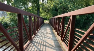 The Marshall Riverwalk In Michigan Is A Picturesque Place To Stretch Your Legs