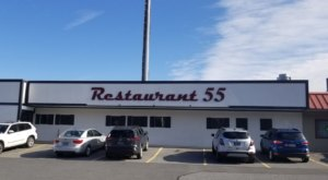 Restaurant 55 In Delaware Has Over 15 Different Burgers To Choose From