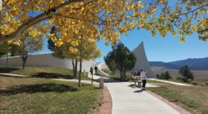 This Powerful Yet Peaceful Monument Memorializes New Mexico's Vietnam Veterans
