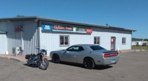 Captain's Cabin Is A Roadside Eatery In North Dakota Worth Taking A Pit Stop For