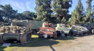 The Little-Known American Military Museum In Southern California That Has Over 170 Military Vehicles And Exhibits On Display