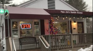 Visit Papa Joe's Humble Kitchen, The Small Town Burger Joint In New Hampshire That's Been Around For Two Decades
