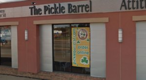 You Will Love The Mean Sandwich Selection From The Pickle Barrel In South Dakota
