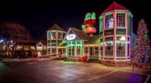 There Is A Never A Bad Time To Visit The Holly Jolly St. Nick's Christmas Store In Colorado