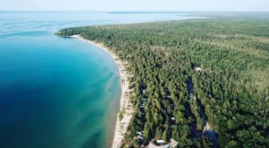 Explore 10,512 Acres At Wilderness State Park, The Largest Park In Michigan's Lower Peninsula