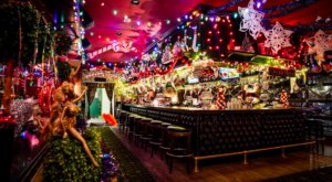 Get Into The Holiday Spirit With A Visit To The Kitschy, Quirky Christmas Palace At Psycho Suzi's