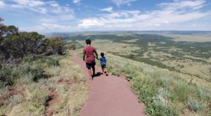 New Mexico's Capulin Volcano Is One Of The Best Hiking Summits For Viewing Multiple States